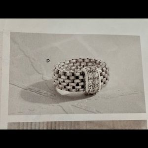 Silpada Ring (pre-owned)